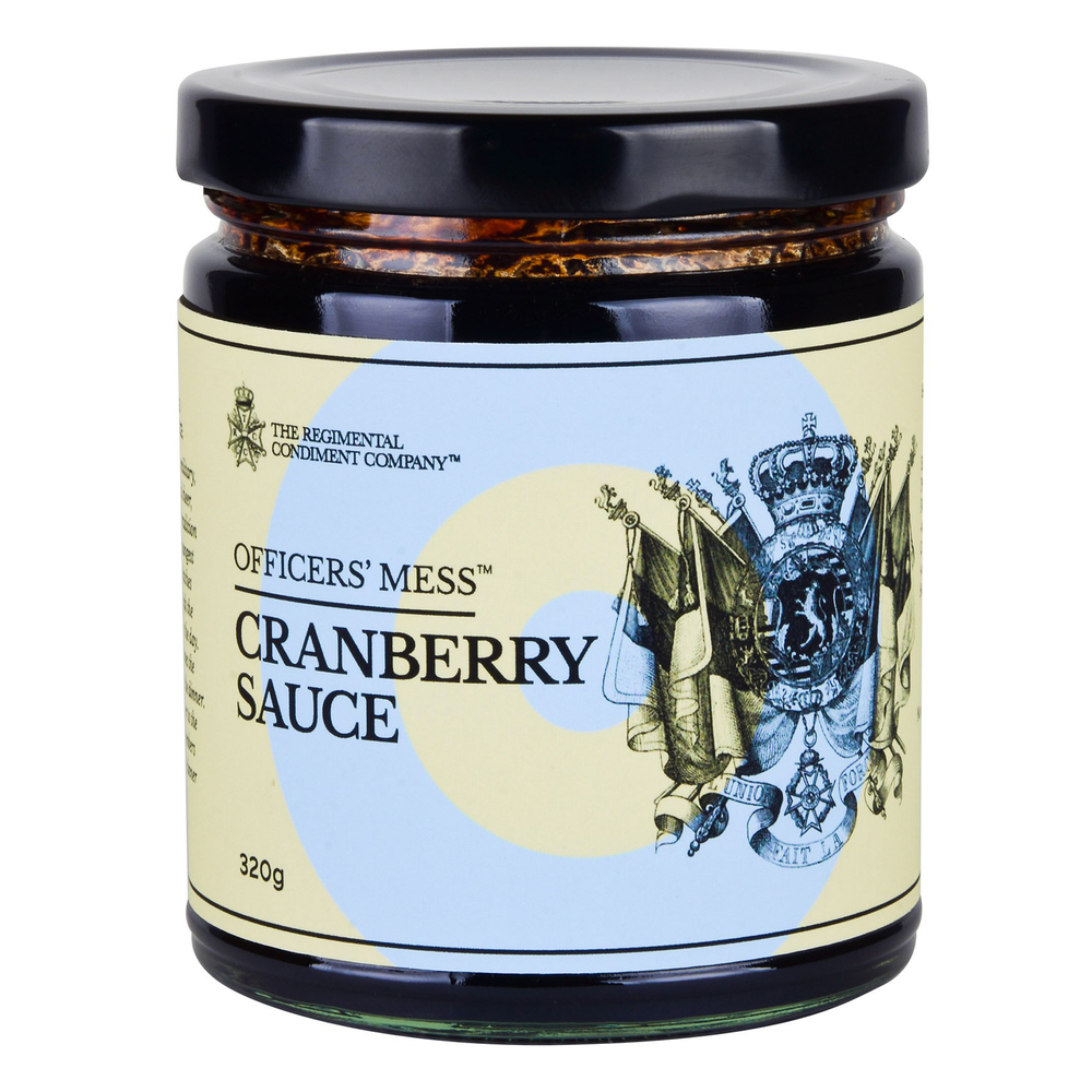 TRCC Officers' Mess Cranberry Sauce 320g