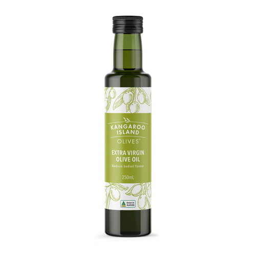 Kangaroo Island Olives - Extra Virgin Olive Oil 250ml