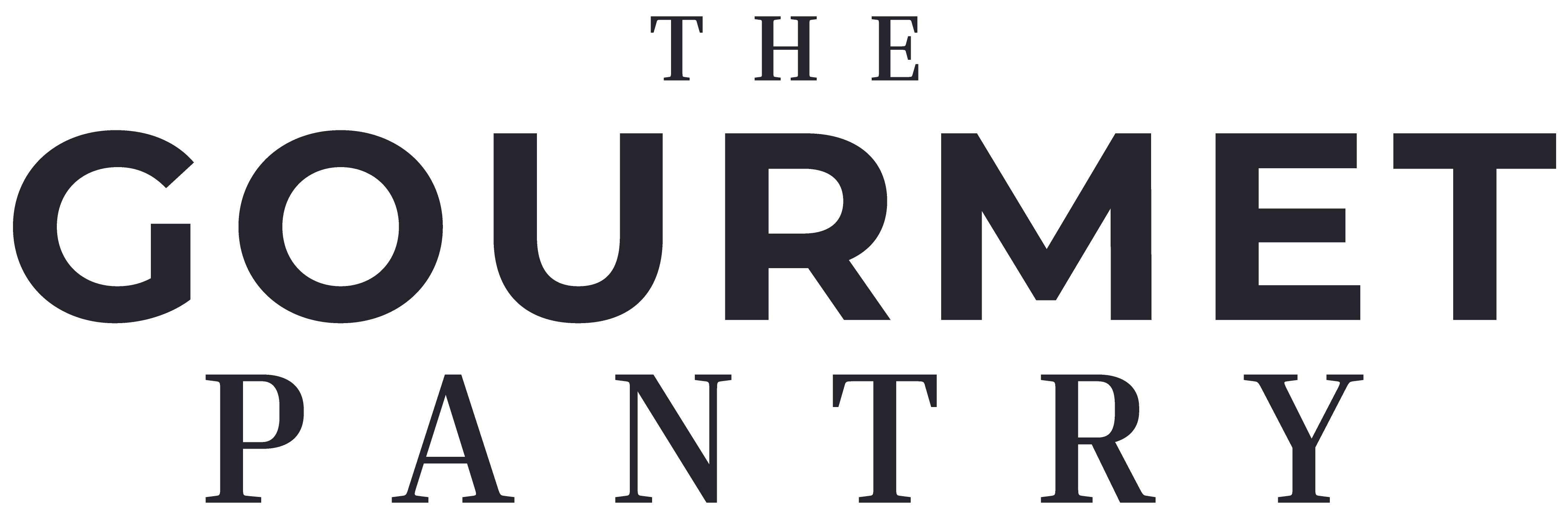 The Gourmet Pantry logo